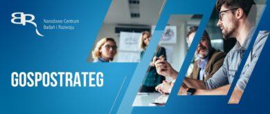 VI konkurs w programie GOSPOSTRATEG - spotkanie informacyjne